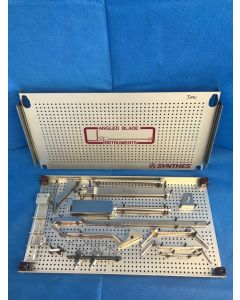 SYNTHES Angled Blade Instrument Set sku-2689331