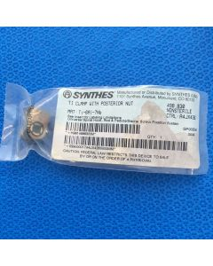 SYNTHES 498.830 TI Clamp  w/ Posterior Nut