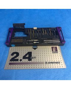 Synthes 2.4mm Hand Module